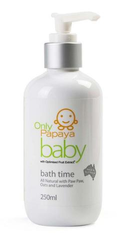 Baby Bath Time 250ml