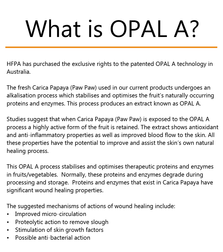what is opal a